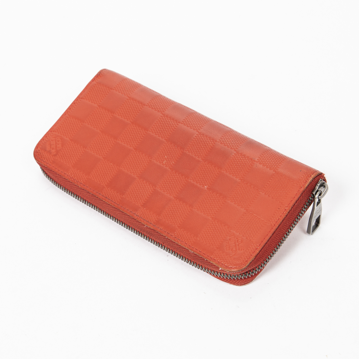 Louis Vuitton \N Red Leather wallet for Women \N