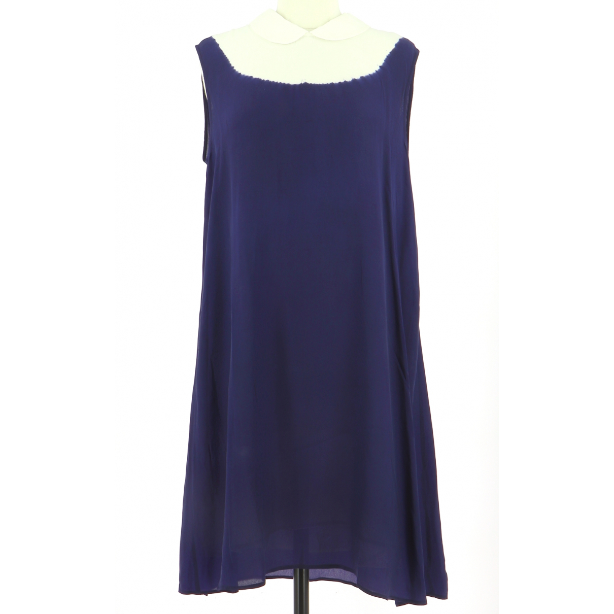Claudie Pierlot \N Navy dress for Women 40 FR