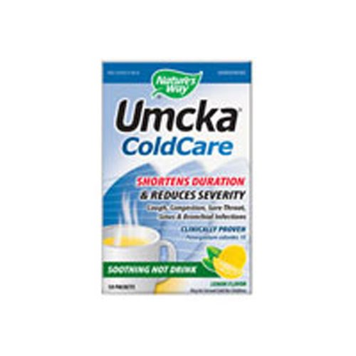 Umcka Cold Lemon Sooth Drnk 10 CT by Nature's Way