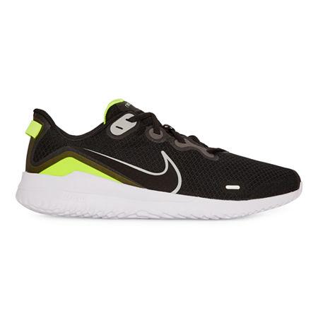 Nike Renew Ride Mens Running Shoes, 12 Medium, Black