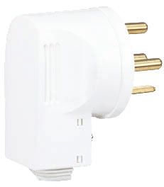 Legrand Europe Mains Connector French 3PN+E, 32A, Cable Mount, White