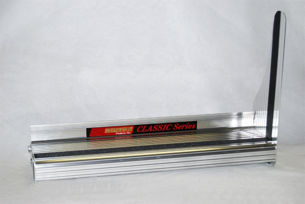 Owens Products OC70118F Running Boards Classic Series Extruded 2 Inch Aluminum Bright 118 Inch