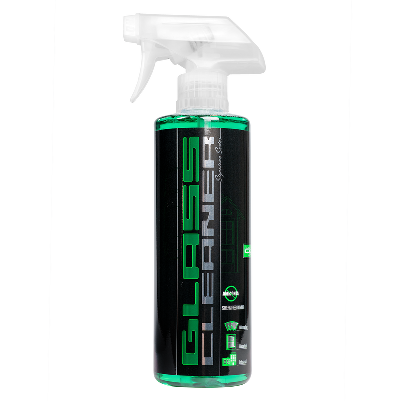 Signature Series Car Glass Cleaner Ammonia Free Spray - Chemical Guys