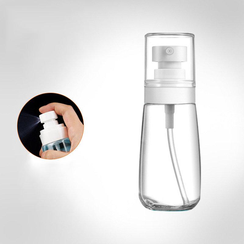 30/60ml Refillable Spray Bottles Plastic Skin Care Empty Bottles Ultra Fine Spray Comestic Bottles