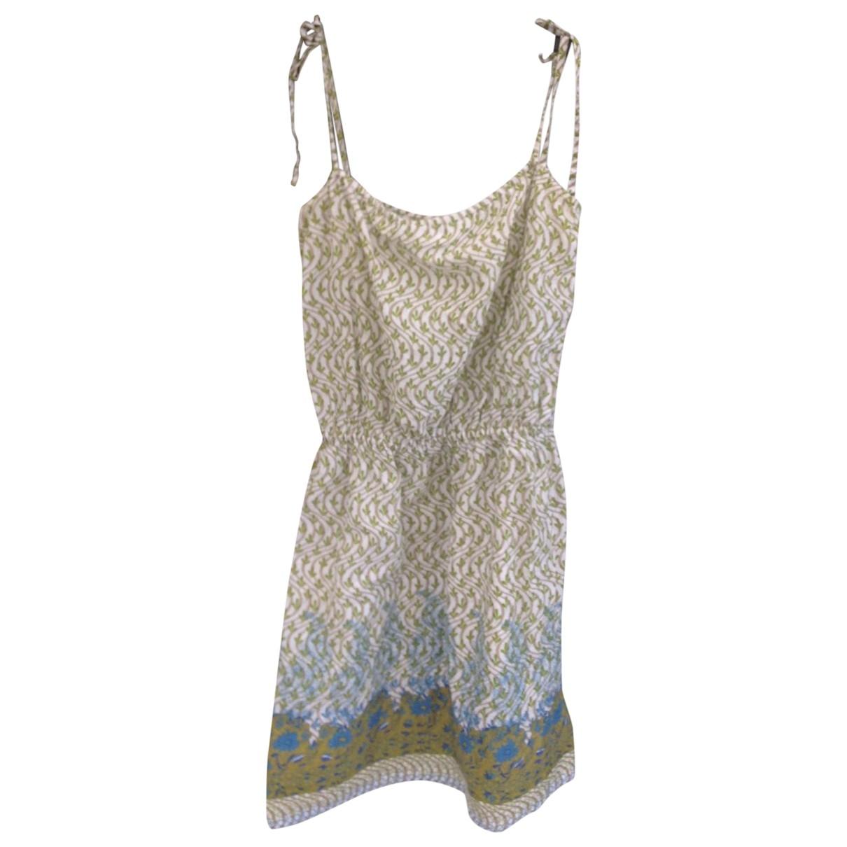 Agnès B. \N Multicolour Cotton dress for Women 38 FR