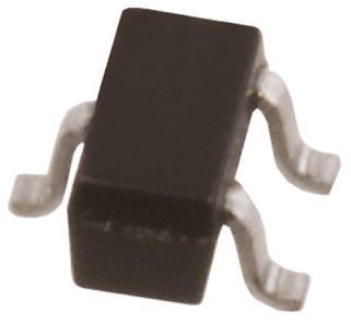 DiodesZetex Diodes Inc 80V 500mA, Dual Silicon Junction Diode, 3-Pin SOT-523 MMBD4448HTS-7-F (50)
