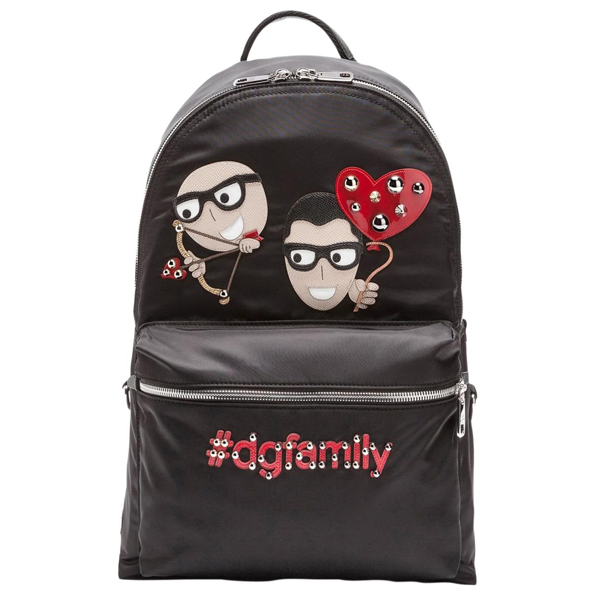 Dolce & Gabbana \N Black backpack for Women \N
