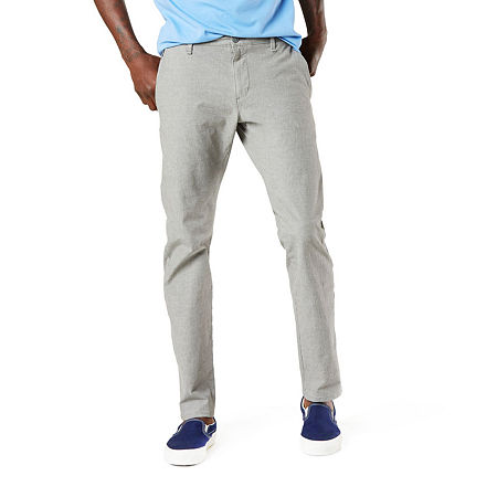 Dockers-Big and Tall Mens Classic Fit, 48 29, Gray