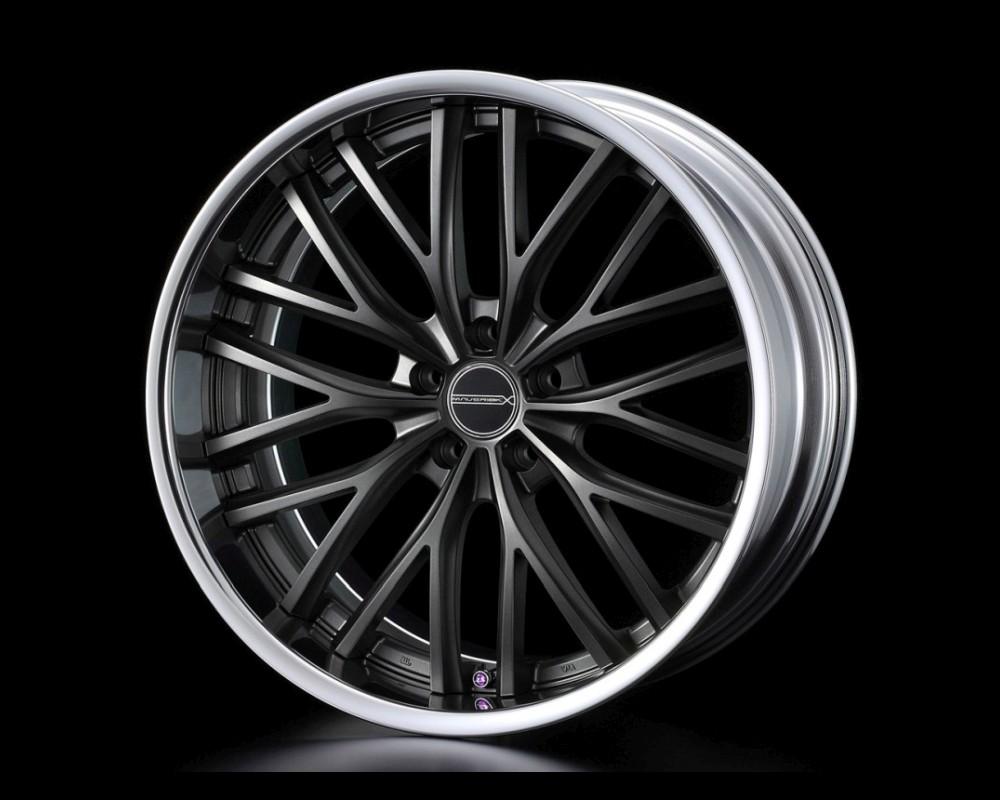 Weds 910M L-Disk Wheel Maverick 19x8.5 5x114.3 17-51mm Reverse Rim