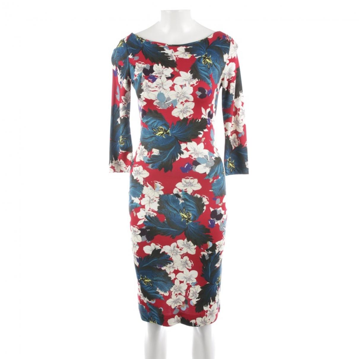 Erdem \N Red dress for Women 32 FR