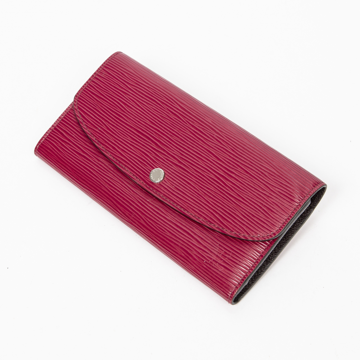 Louis Vuitton Emilie Pink Leather wallet for Women \N