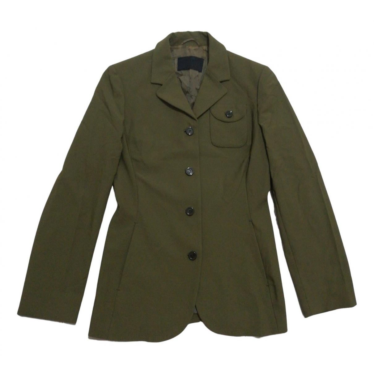 Prada \N Green jacket for Women 44 IT