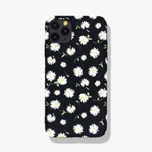 1pc Daisy Pattern iPhone Case