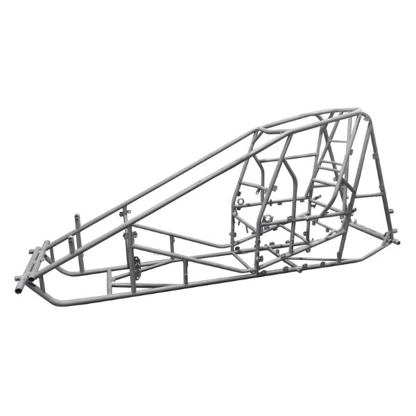 Triple X Race Components TXRSC-CH-1000-2HNWP Sprint Car Chassis Bare Non-Wing 87-40