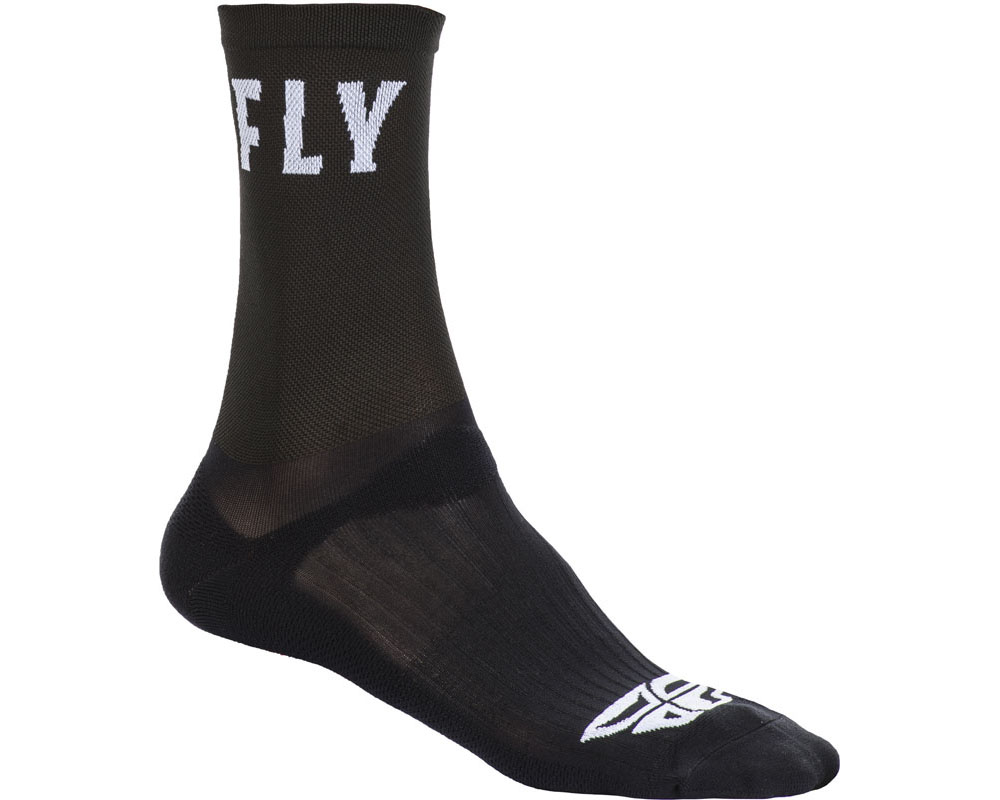 Fly Racing 350-0490S Crew Socks
