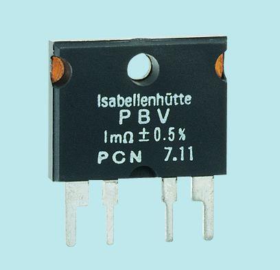 PCN 33mΩ Metal Film Resistor 1.5W ±0.5% PBV33M OHMD