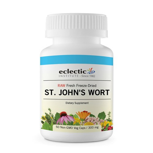 St. John's Wort 120 Caps by Eclectic Institute Inc