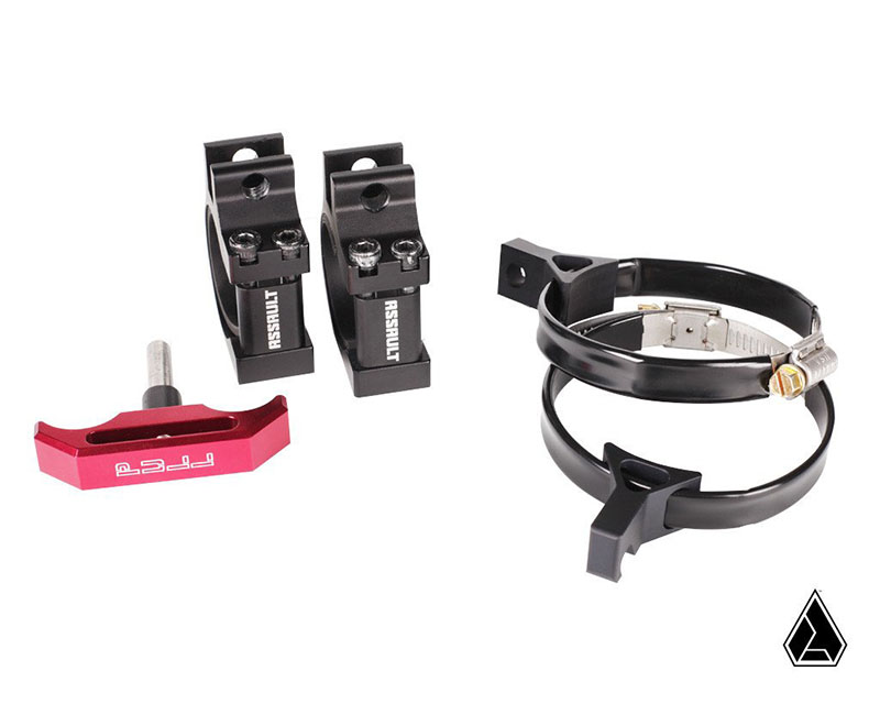 Assault Industries 101005FE02214 Multipurpose Quick Release Clamp Kit 1.875