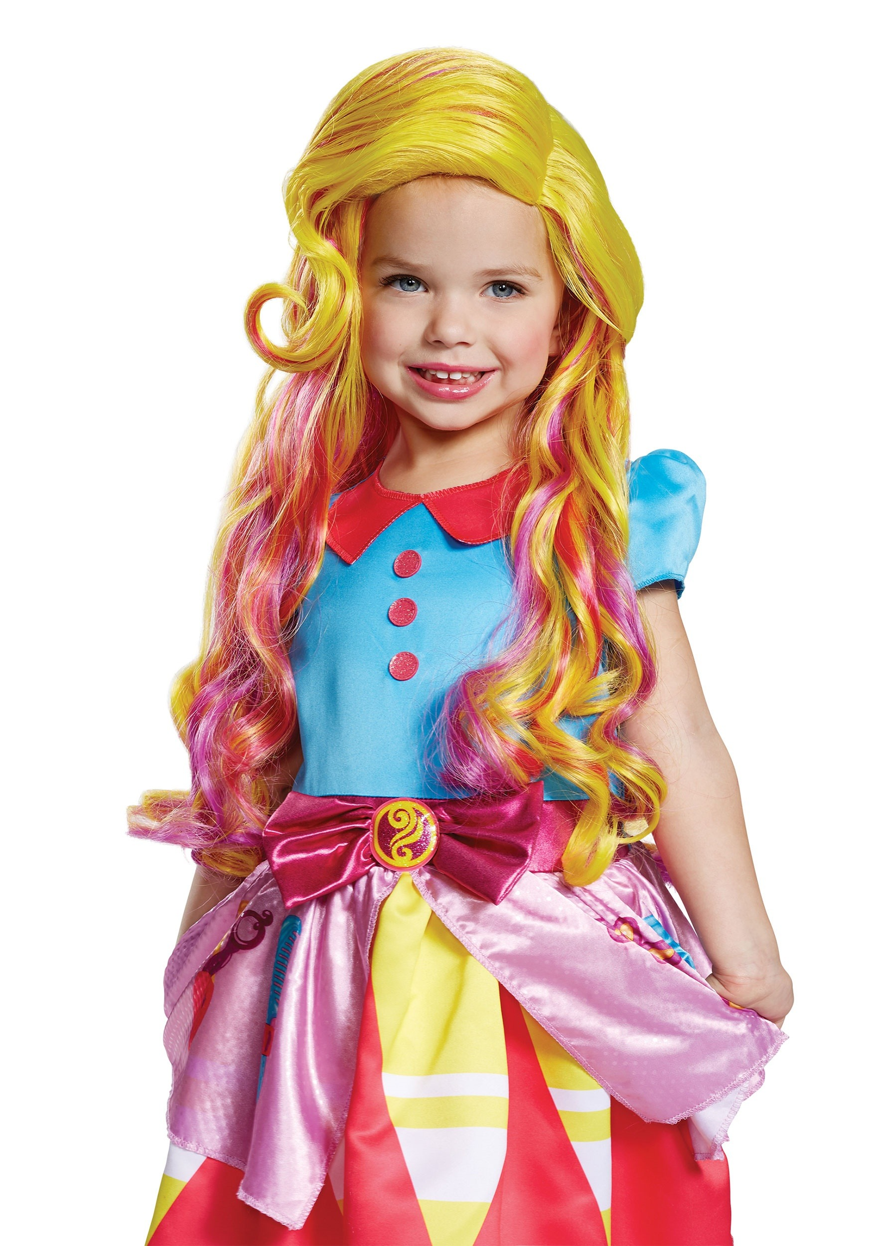 Sunny Day Wig for Girls