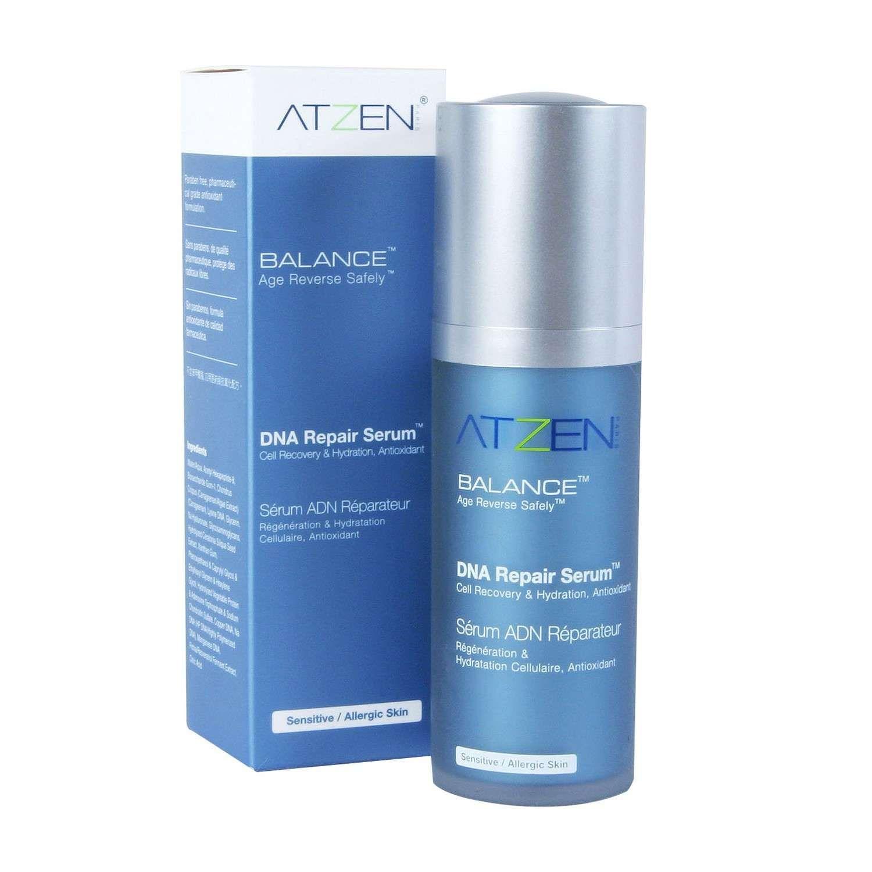 ATZEN BALANCE Age Reverse Safely DNA Repair Serum (30 ml / 1.0 fl oz)