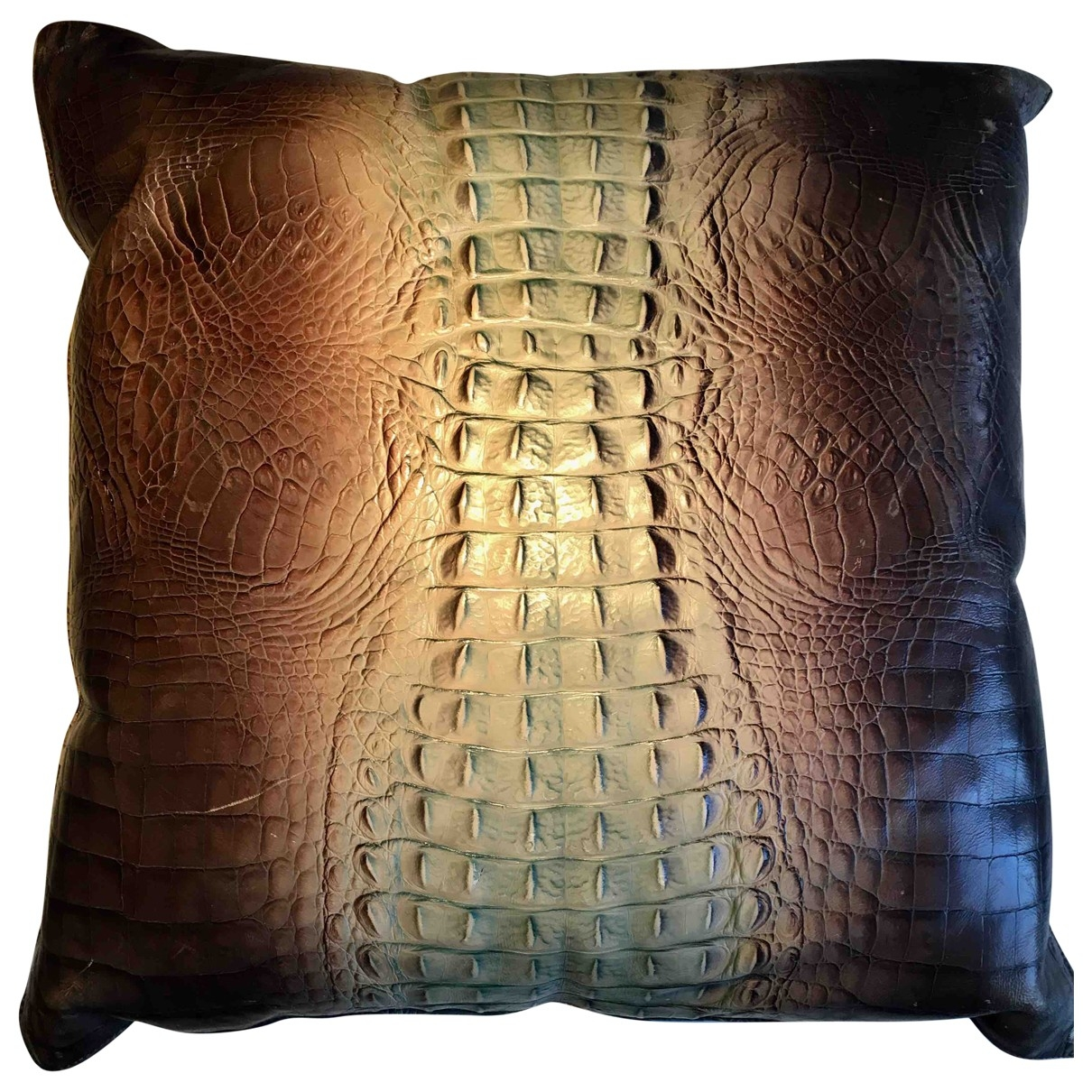 Etro \N Multicolour Crocodile Home decor for Life & Living \N