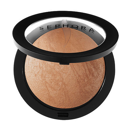 SEPHORA COLLECTION Microsmooth Baked Foundation Face Powder, One Size , Beige