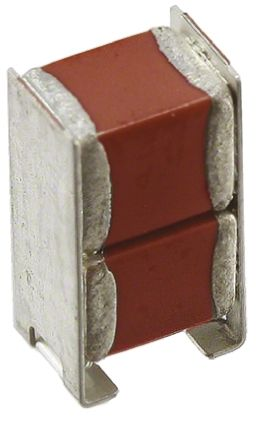 KEMET 2220 (5650M) 47μF Multilayer Ceramic Capacitor MLCC 25V dc ±20% SMD C2220C476M3R2C7186