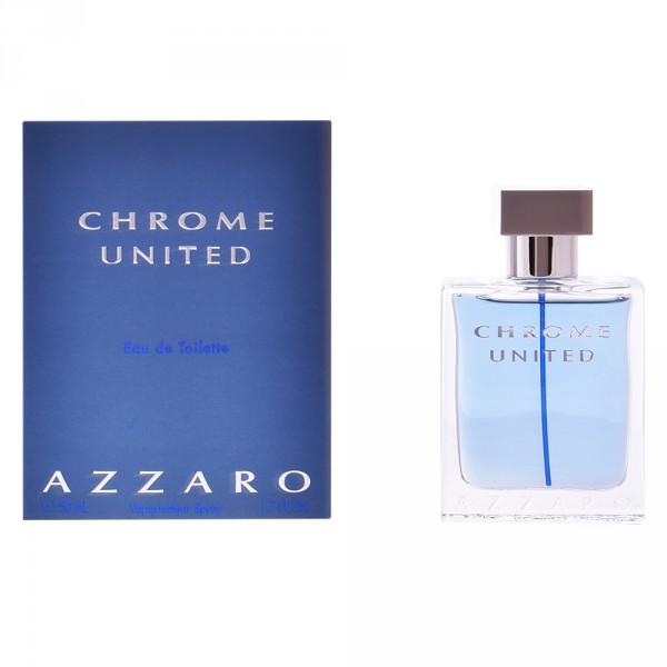 Loris Azzaro - Chrome United : Eau de Toilette Spray 1.7 Oz / 50 ml