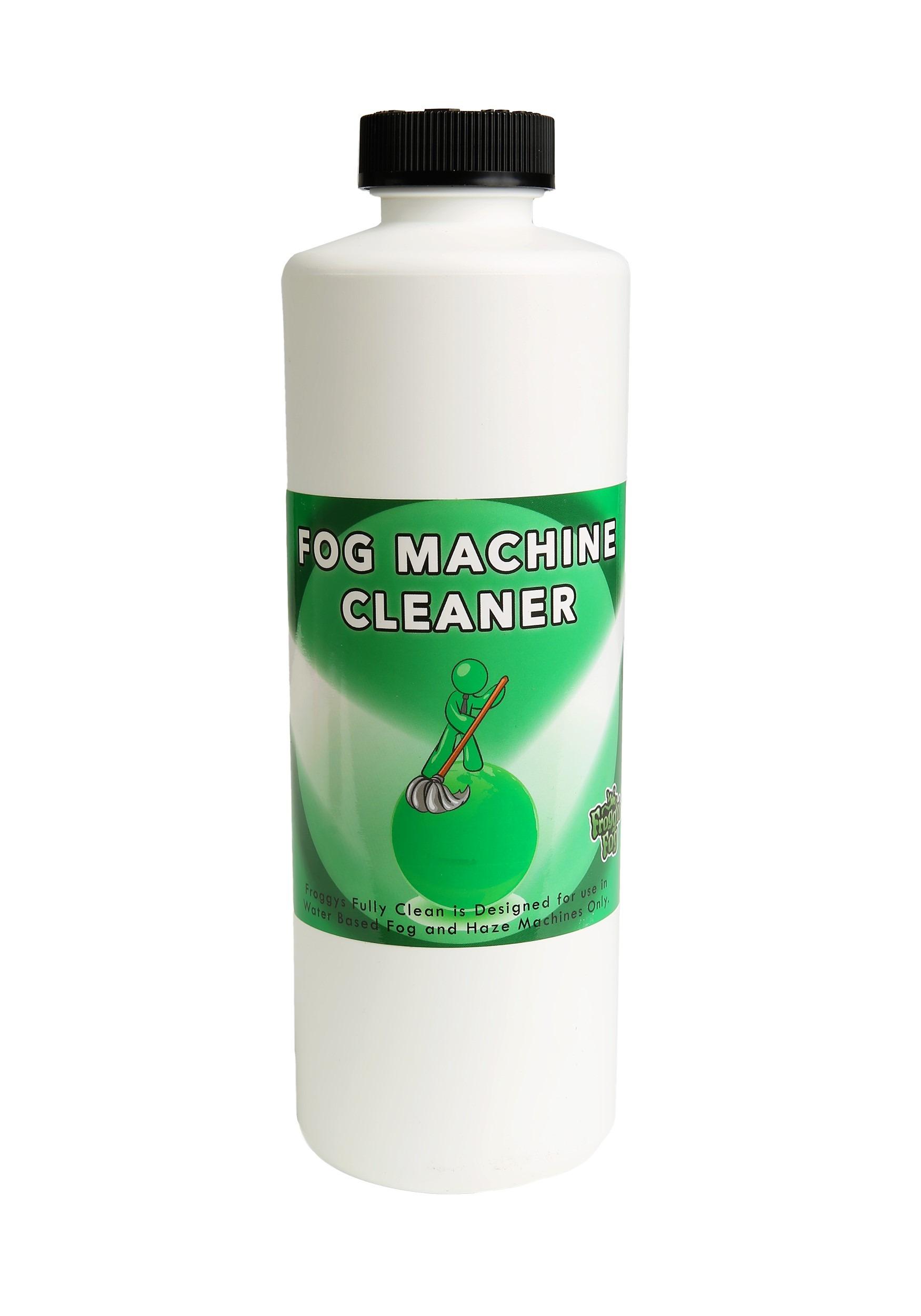 Machine Cleaner Froggy's Fog
