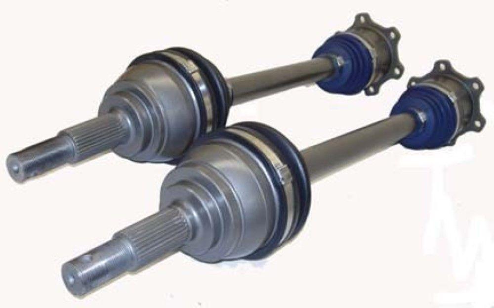 Driveshaft Shop RA8006L2 500HP Level 2 Left Axle Nissan|Infiniti 2003-2008