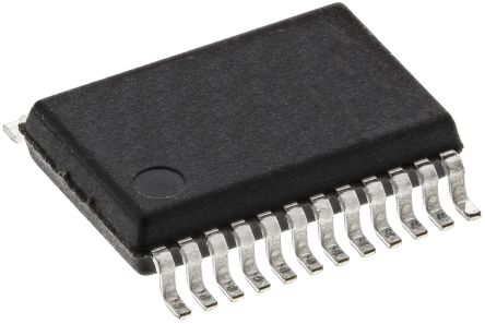 ams AS1110-BSSU, LED Driver 16-Segments, 3.3 V, 5 V, 24-Pin SSOP (2)