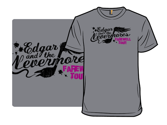 Edgar And The Nevermores T Shirt