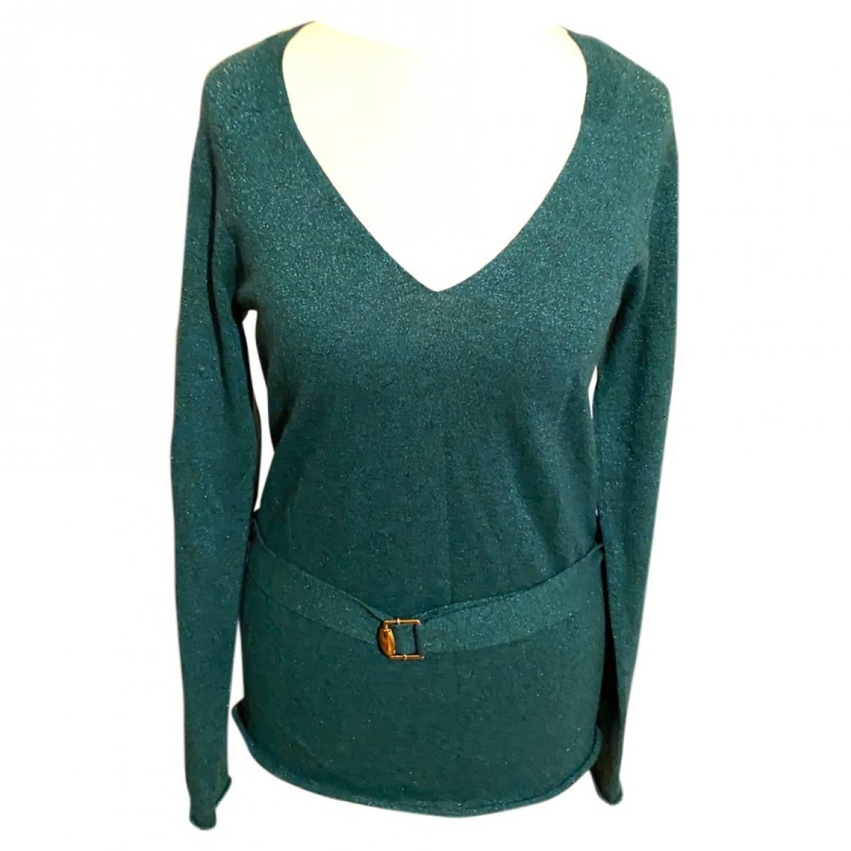 Gucci \N Green Cashmere Knitwear for Women M International