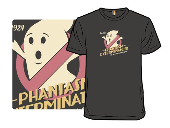Phantasm Exterminators T Shirt