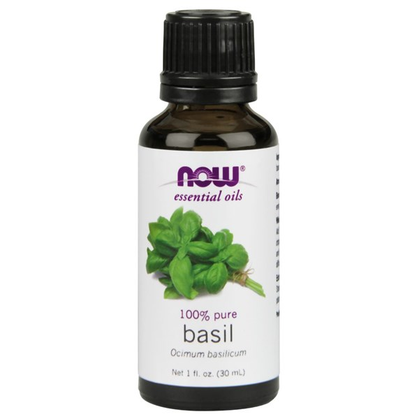 Basil Oil 1 OZ by Now Foods