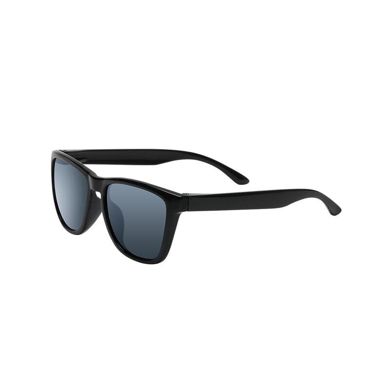 Original XIAOMI Mijia Classic Square Sunglasses Selfrepairing TAC Polarizing Lense No Scew Sunglasse