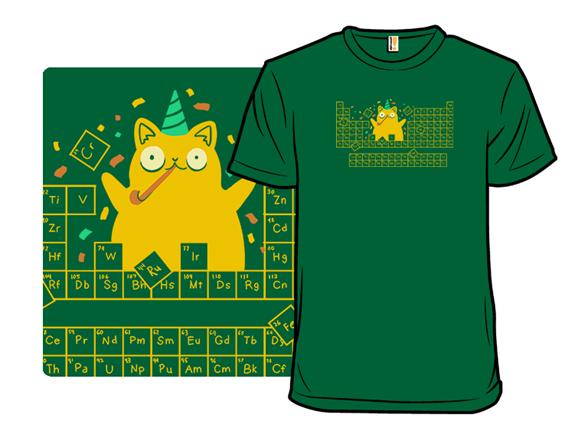 The Element Of Surprise Parties T Shirt