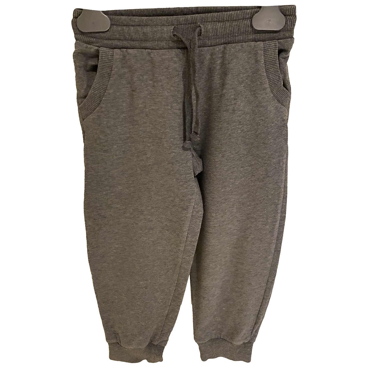 D&g \N Grey Cotton Trousers for Kids 6 years - up to 114cm FR
