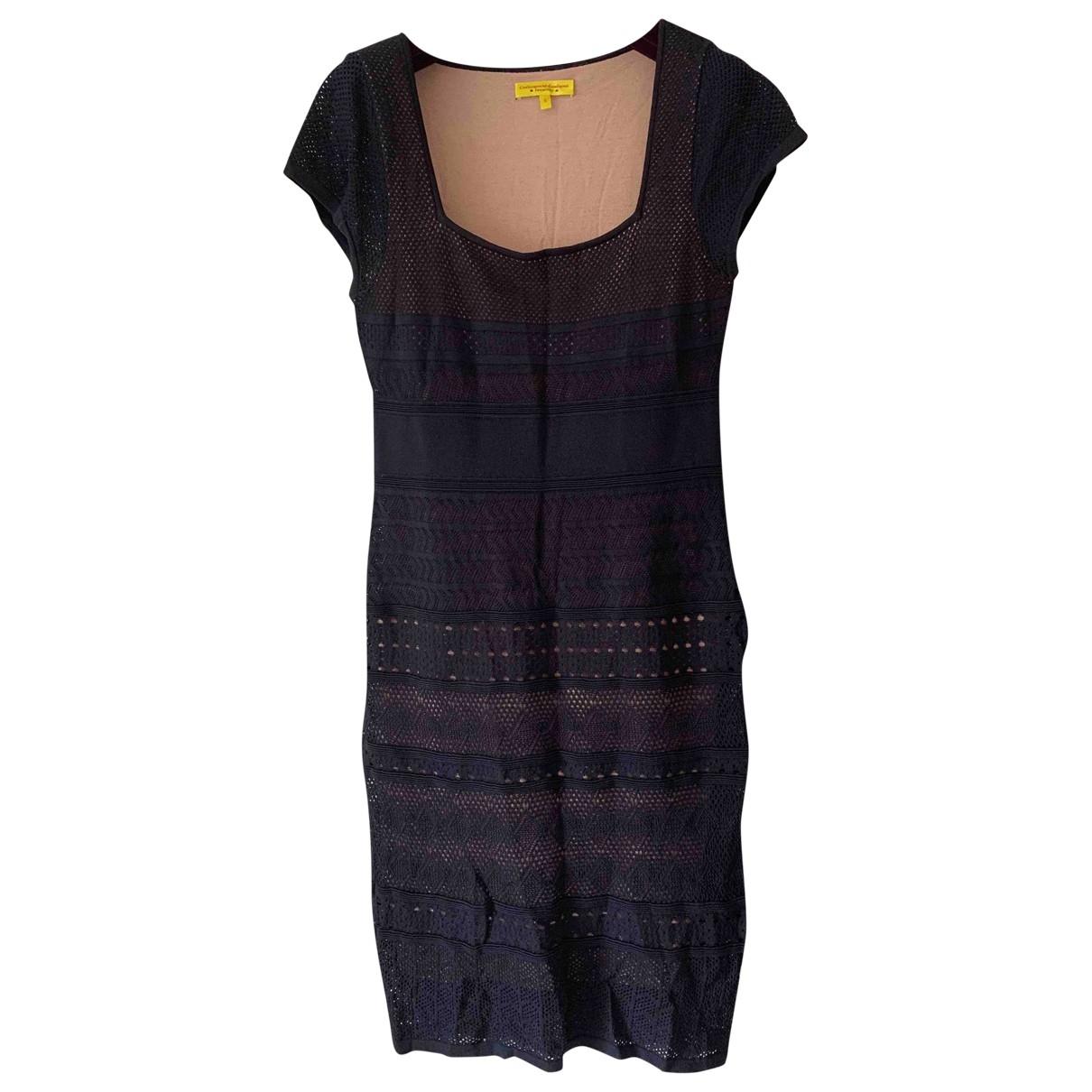 Catherine Malandrino \N Blue dress for Women S International