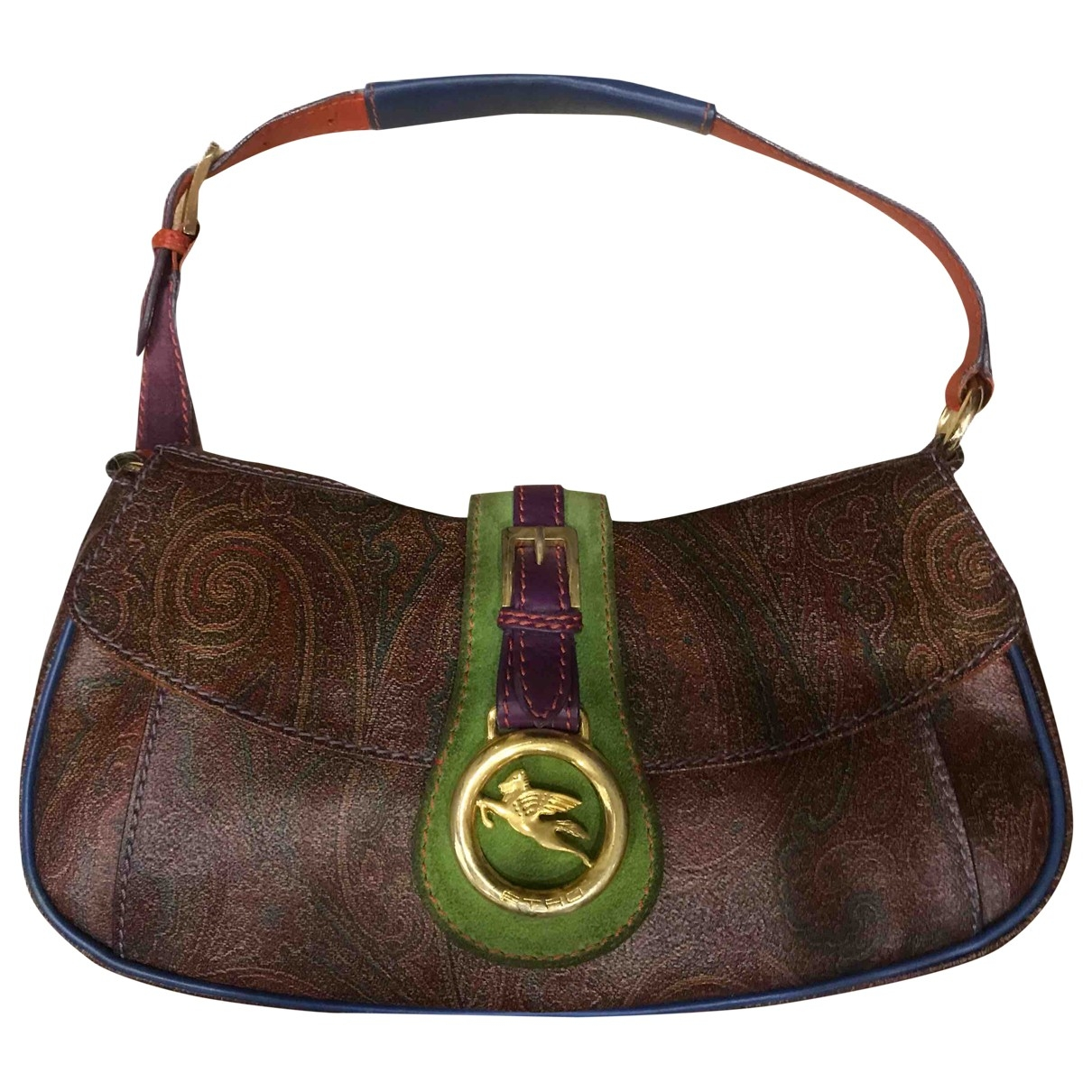 Etro \N Multicolour Leather handbag for Women \N