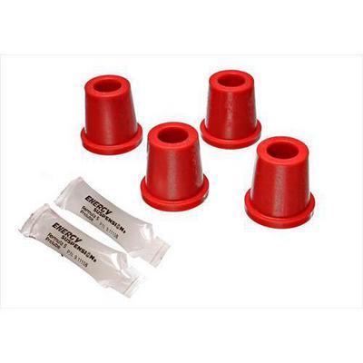 Energy Suspension Control Arm Bushing Set (Red) - 5.3102R
