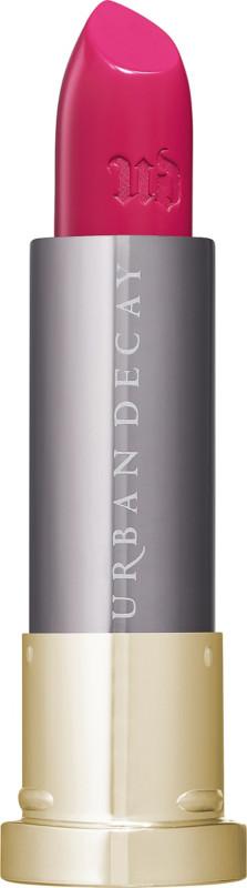 Vice Lipstick Comfort Matte - Menace (medium fuchsia-pink)