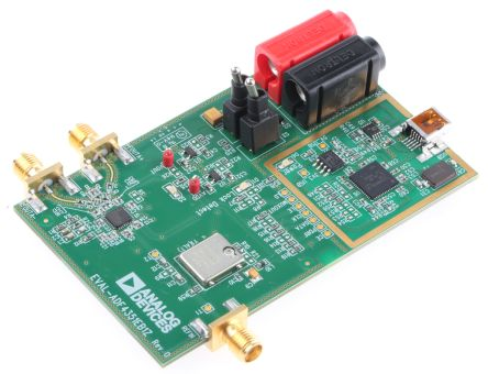 Analog Devices EVAL-ADF4351EB1Z, ADF4351 Wideband Synthesiser Evaluation Board