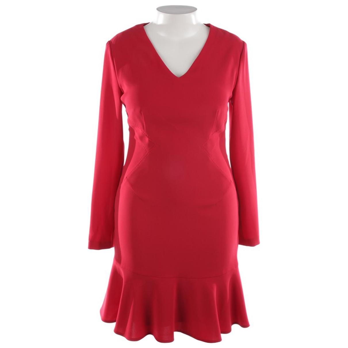 Talbot Runhof \N Red dress for Women 42 FR