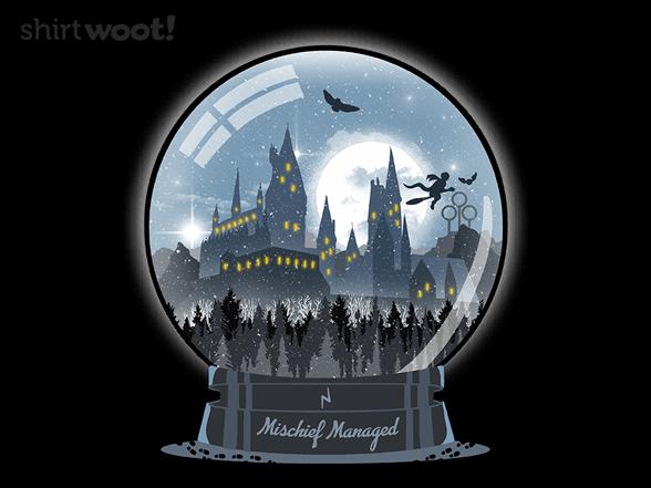 Winter Magic T Shirt