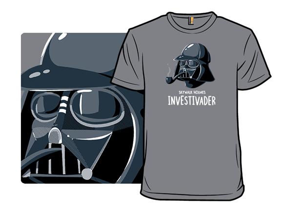 Investivader T Shirt