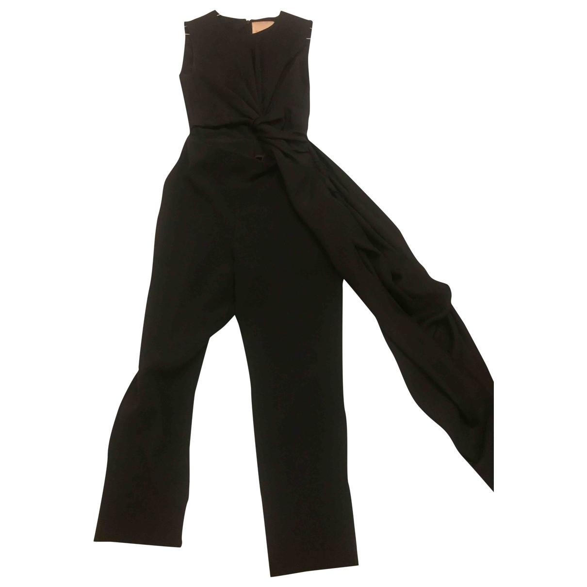 Roksanda \N Black jumpsuit for Women 8 UK