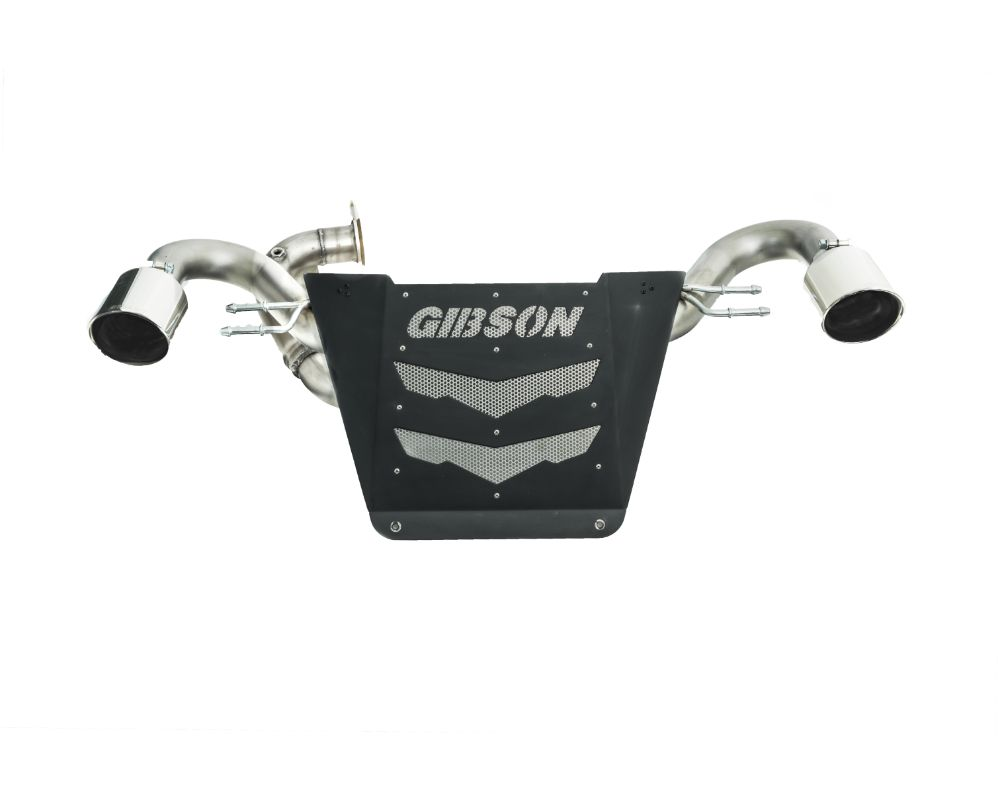 Gibson Performance 91000 Stainless Steel Dual Exhaust Honda Talon 1000R | 1000X 2019