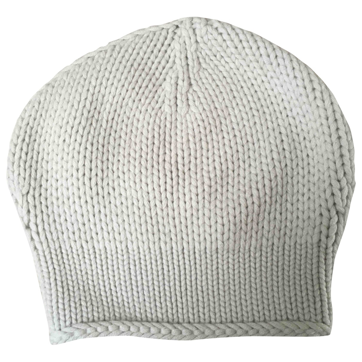 Malo \N White Cashmere hat for Women M International
