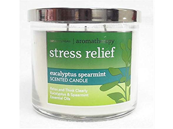 Bath And Body Works Aromatherapy Candle
